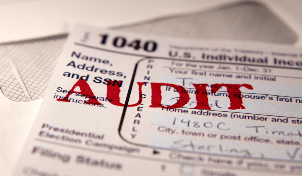 IRS Audits Services